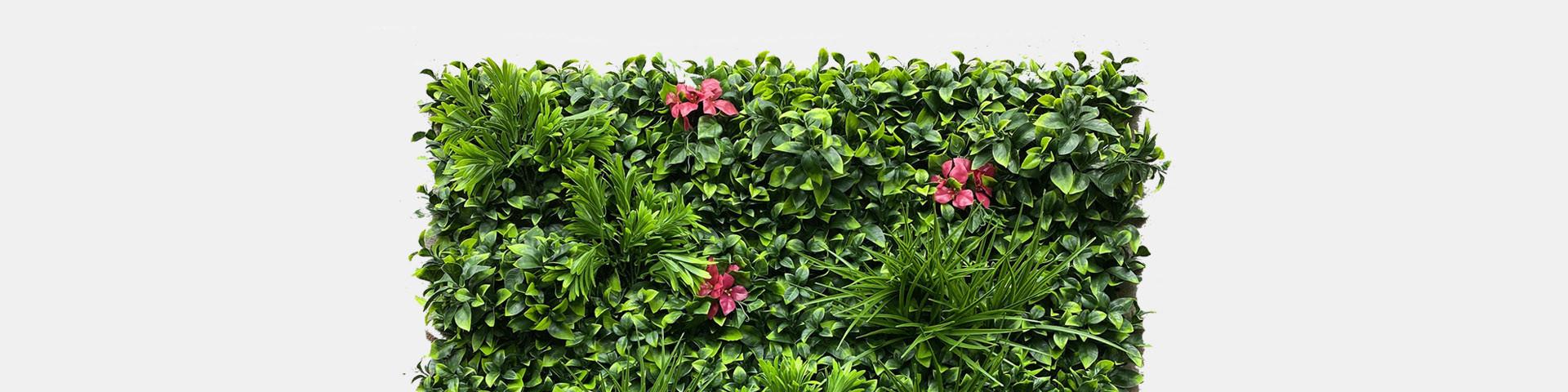 Achat et Vente de Mur Végétal Artificiel - Chic et Design